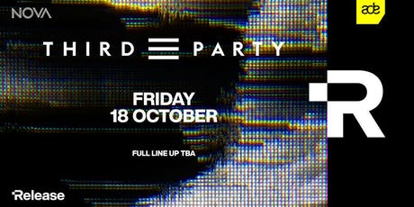 Third Party presents Release (ADE 2019) tickets