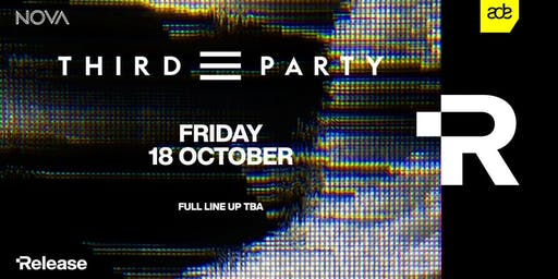 Third Party presents Release (ADE 2019)