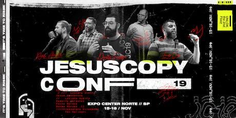 CONFERÊNCIA JESUSCOPY 2019 ingressos