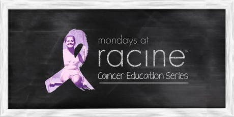 Mondays at Racine Cancer Education Series: Is CBD Right for You? tickets