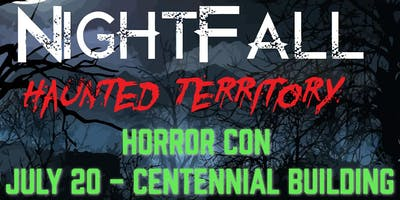 NightFall Haunted Territory Horror Con Meet & Greet/Photo Opportunity