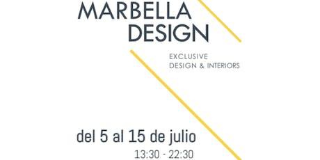 MARBELLA DESIGN VIP INVITATION tickets