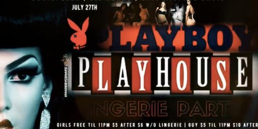 PLAYBOY PLAYHOUSE LINGERIE PARTY