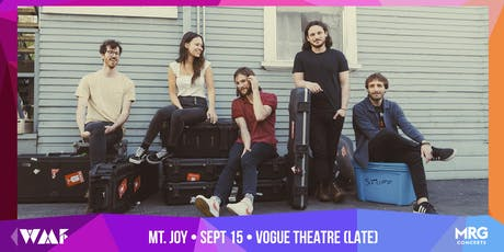 Mt. Joy tickets