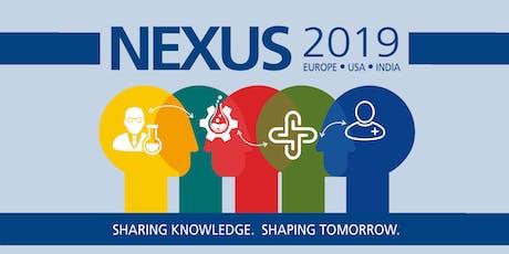 PerkinElmer Nexus East Coast User Meeting 2019 tickets