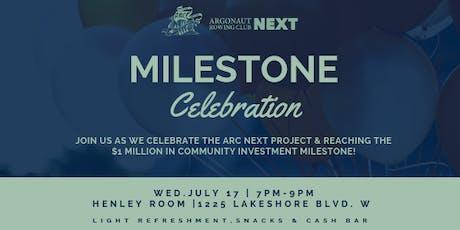 ARC Next: Milestone Celebration! tickets