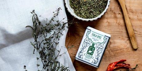 Curio Spice Company- Get to know a local vendor tickets
