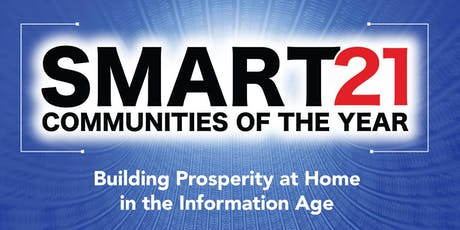 Intelligent Community Forum Smart21 Global Cities Announcement / Conference tickets