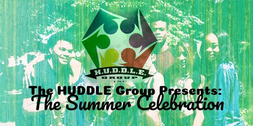 Huddle Group Summer Celebration