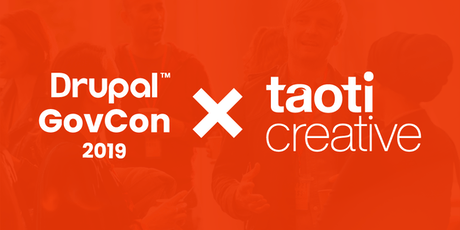 Taoti Creative x Drupal GovCon After-Party!  tickets