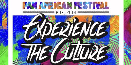 2019 Pan African Festival of Oregon