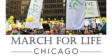 2020 Chicago March for Life tickets