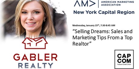 Selling Dreams: Sales and Marketing Tips From a Top Realtor tickets