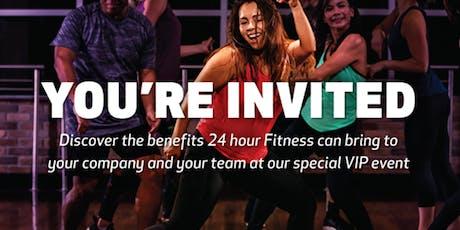24 Hour Fitness Lafayette VIP Sneak Peek billets