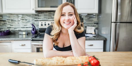 Healthy Cooking with Kristen - Registered Dietitian tickets