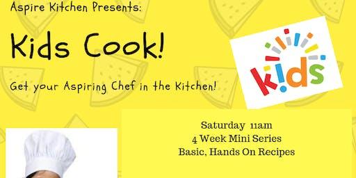 Kids Cooking Series