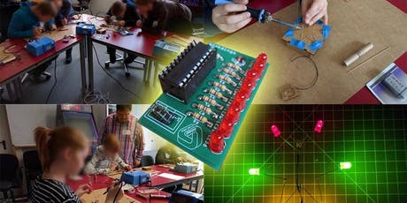 FabLabKids: Löt- und Elektronikkurs - Winkdings Tickets