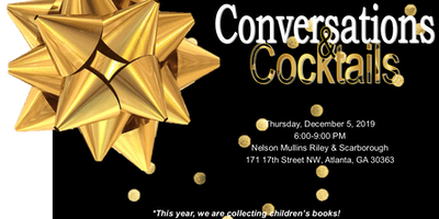 2019 Conversations & Cocktails