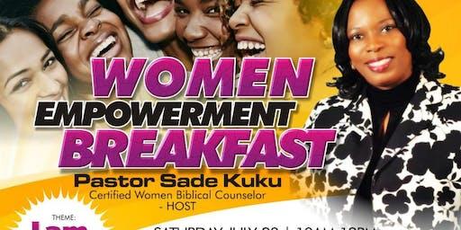 Women Empowerment Breakfast