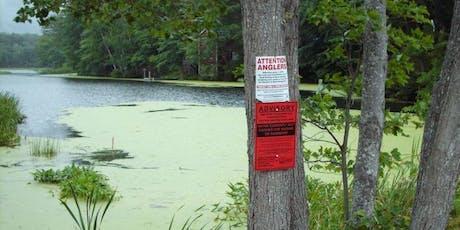 Cyanobacteria - Its threat to you and Winnipesaukee! tickets
