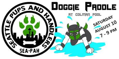 SEA-PAH Doggie Paddle tickets