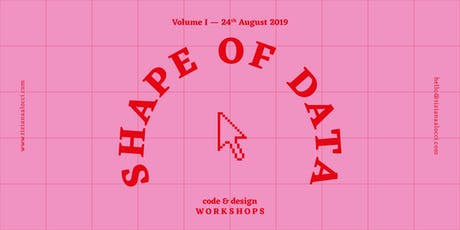 Shape of data workshop, Volume 1 | An introduction to AI tickets
