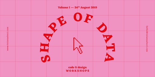 Shape of data workshop, Volume 1 | An introduction to AI