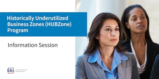 Information Session:  Federal HUBZone Contracting Program - Brownsville