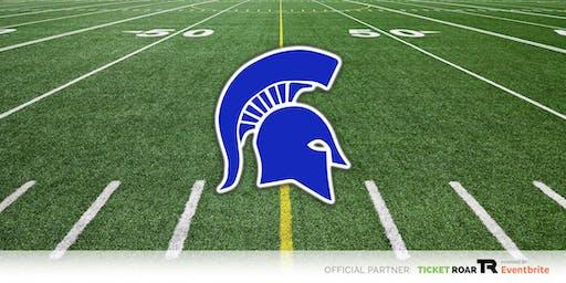 Samuell vs Mansfield Legacy Varsity Football