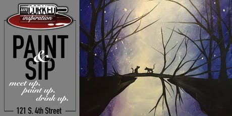 Paint & Sip | Cats on a Ledge tickets