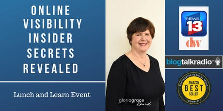Online Visibility Secrets Revealed - Lunch & Learn Event tickets