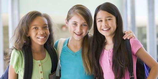 BPB Kid's Club: GIRLS WITH IDEAS (Grades 5-8)