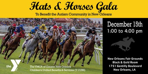 Hats and Horses Gala for Y CUBS
