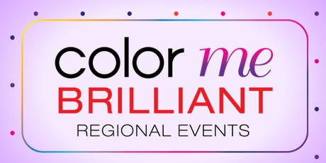 Color Me Brilliant Regional Training Waldorf/LaPlata Location tickets