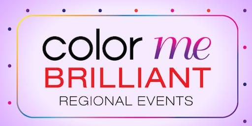 Color Me Brilliant Regional Training Waldorf/LaPlata Location