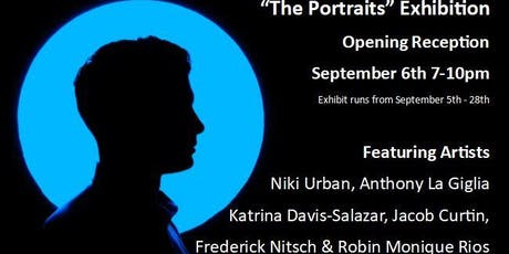 The Portraits Art Exhibition tickets