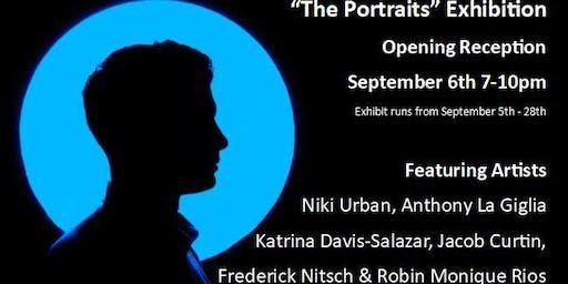 The Portraits Art Exhibition