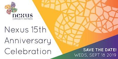 Nexus 15th Anniversary Celebration