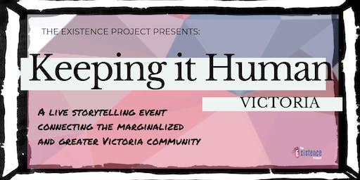 Keeping It Human - Victoria