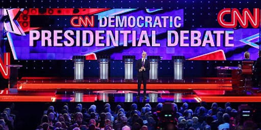 The Second (of infinity) Democratic Primary Debate (Night 2)!