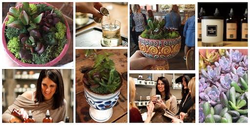Scents & Succulents