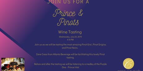 Prince and Pinots tickets