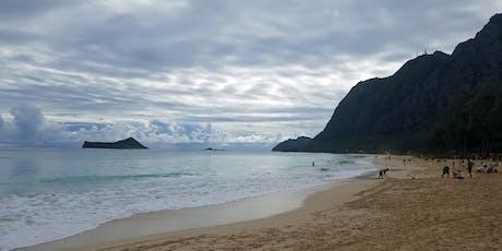 Waimanalo Beach Cleanup with Waikiki Aquarium tickets