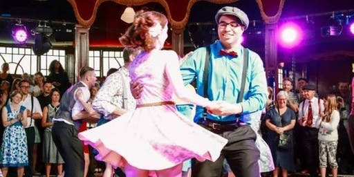 Learn to Swing Dance in One Day!