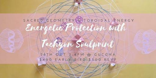 光子心靈藍圖治愈 - Energetic Protection