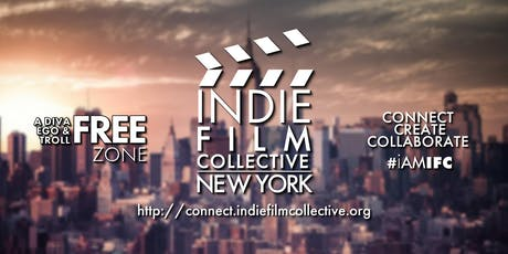 The Indie Film Collective of New York City Summer 2019 Rooftop Meetup tickets
