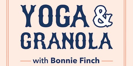Yoga and Granola tickets