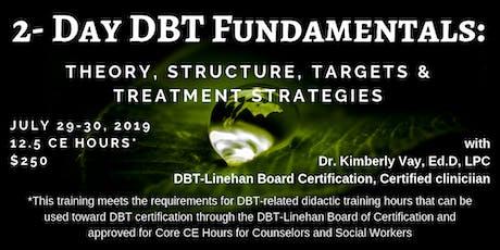 2-Day DBT Fundamentals Workshop tickets