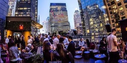 FREE ADMISSION SATURDAY NIGHT ROOFTOP  PARTY |  La Terraza   NEW YORK CITY VIBES