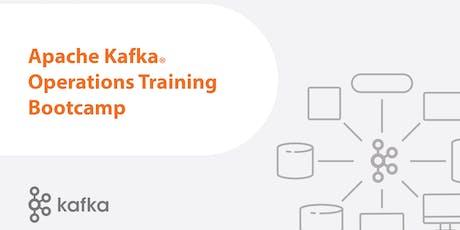 Apache Kafka Operations Training Bootcamp tickets